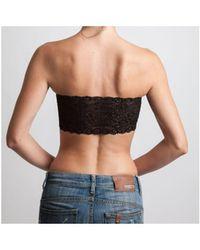 Bungalow 20 - Lace Back Bandeau - Lyst
