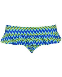 Curvy Kate - Blue Knickers Swimsuit Bottom Flying Shockwave - Lyst