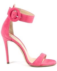 Andrew Charles by Andy Hilfiger - Womens Sandal Pink Nashville - Lyst