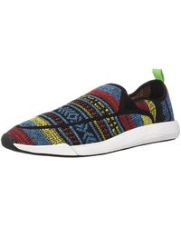 Sanuk - Mens Chiba Low Top Pull On Fashion Trainers - Lyst