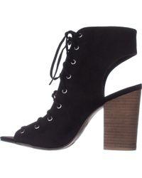 Carlos By Carlos Santana - Womens Jolene Fabric Open Toe Casual Slingback Sandals - Lyst