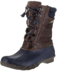 Sperry Top-Sider - Top-sider Women's Saltwater Misty Boot - Lyst