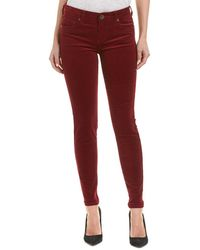 Kut From The Kloth - Donna Cabaret Corduroy Ankle Skinny Leg - Lyst