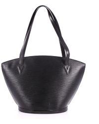 Louis Vuitton - Saint Jacques Handbag Epi Leather Gm - Lyst