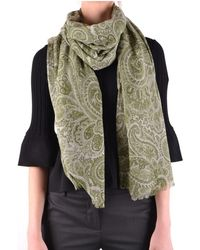 Altea | Women's Multicolour Wool Scarf | Lyst