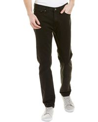 Cheap Monday - Sonic Rinse Black Straight Leg - Lyst