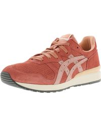 fa93cc653712 Onitsuka Tiger - Women s Alliance Terracotta   Coral Reef Ankle-high  Fashion Sneaker - 12.5
