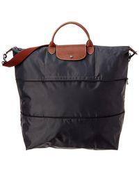 Longchamp - Le Pliage Nylon Travel Bag - Lyst