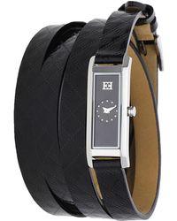 ESCADA - Watch Florence Black Ew2930031 - Lyst