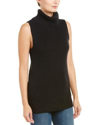 French Connection - Turtleneck Wool-blend Top - Lyst
