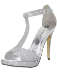 Michael Antonio - Ma Women's Tipton-glt Platform Sandal - Lyst