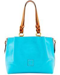 Dooney & Bourke - Florentine Large Zip Barlow Bag - Lyst