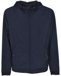 Allegri - Men's Blue Polyester Outerwear Jacket - Lyst