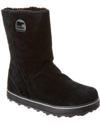 Sorel   Women's Glacy Waterproof Boot   Lyst