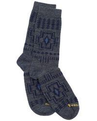 Pendleton - Unisex Harding Crew Sock - Lyst