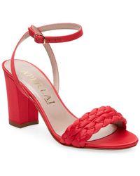Aperlai - Braided Open-toe Sandal - Lyst
