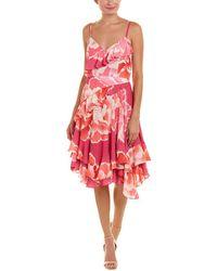 Josie Natori - A-line Dress - Lyst