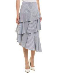 Cece by Cynthia Steffe - A-line Skirt - Lyst