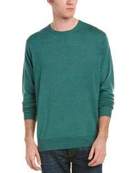 Peter Millar - Crown Soft Merino Wool & Silk-blend Crewneck Sweater - Lyst