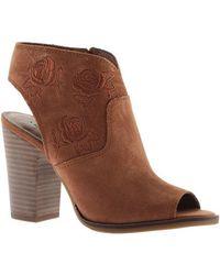 Lucky Brand - Women's Listana Block Heel Sandal - Lyst