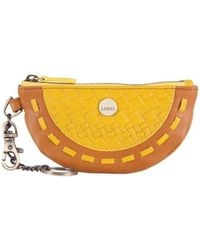Lodis - Women's Rodeo Woven Rfid Nika Wedge Pouch - Lyst