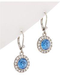 Carolee - Something Blue Earrings - Lyst