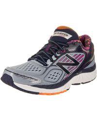 New Balance - Women's 860v7 Running Shoe - Lyst