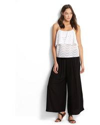 Seafolly - Voile Split Pant - Lyst