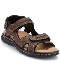Dockers - Mens Newpage River Sandal Shoe - Lyst