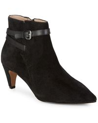 French Connection - Konnie Wrap Buckle Bootie - Lyst