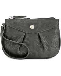 Style & Co. - . Womens Hannah Faux Leather Wristlet Coin Purse - Lyst