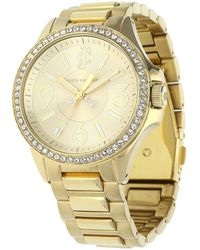 Juicy Couture - Watch Jetsetter Gold 1900959 - Lyst