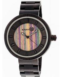Earth Wood - Root Bracelet Watch - Lyst