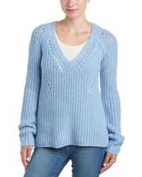Calypso St. Barth - St. Barth Callani Wool Sweater - Lyst