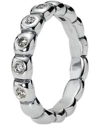 PANDORA - Hope Silver Cz Ring - Lyst