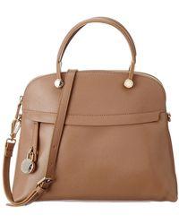 Furla - Piper Medium Leather Dome Bag - Lyst