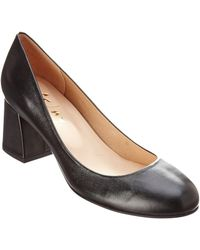 French Sole - Tour Leather Pump - Lyst