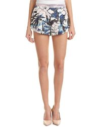 StyleStalker - Hawaiian Sunset Short - Lyst
