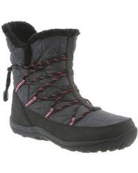 BEARPAW - Women's Celine Mid-calf Bungee-lace Boot - Lyst
