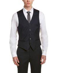 Robert Graham - 3pc Treen Vested Wool Suit - Lyst