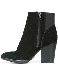 Carlos By Carlos Santana - Womens Encore Suede Almond Toe Ankle Fashion Boots - Lyst
