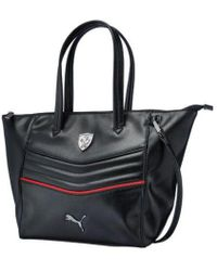 PUMA - Women's Ferrari Ls Handbag 073937 - Lyst