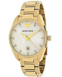 Armani - Women's Watch - Lyst