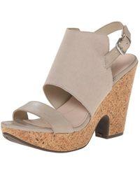 Naya - Women's Misty Wedge Sandal - Lyst