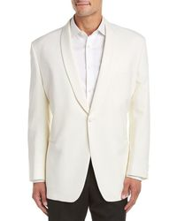 Ike Behar - Wool-blend Dinner Jacket - Lyst