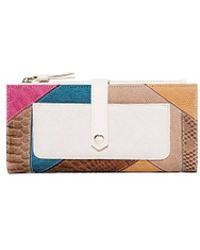 Desigual - Women's Multicolour Polyester Wallet - Lyst
