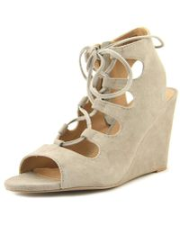 5e46a88dc56 Steve Madden - Womens Whistler Leather Open Toe Special Occasion Strappy  Sandals - Lyst