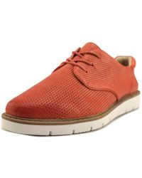 Söfft - Norland Round Toe Leather Fashion Sneakers - Lyst
