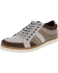 4242e23eb6ae7e Lyst - K-Swiss Men s Washburn P Ankle-high Leather Fashion Sneaker ...