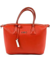 Andrew Charles by Andy Hilfiger - Andrew Charles Womens Handbag Red Darsey - Lyst